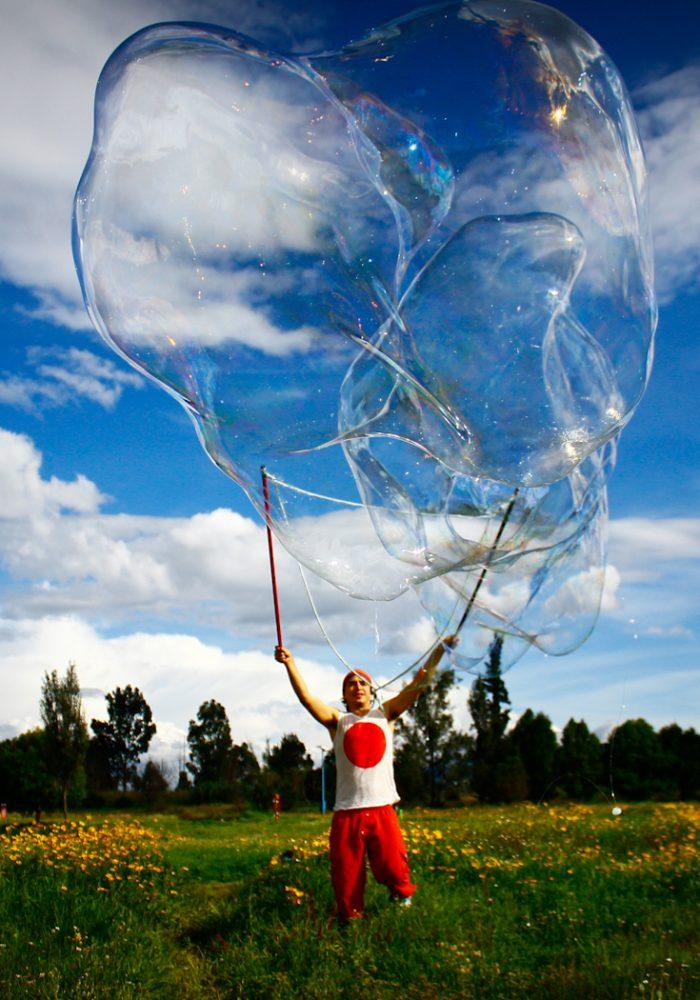 maestro de la burbuja